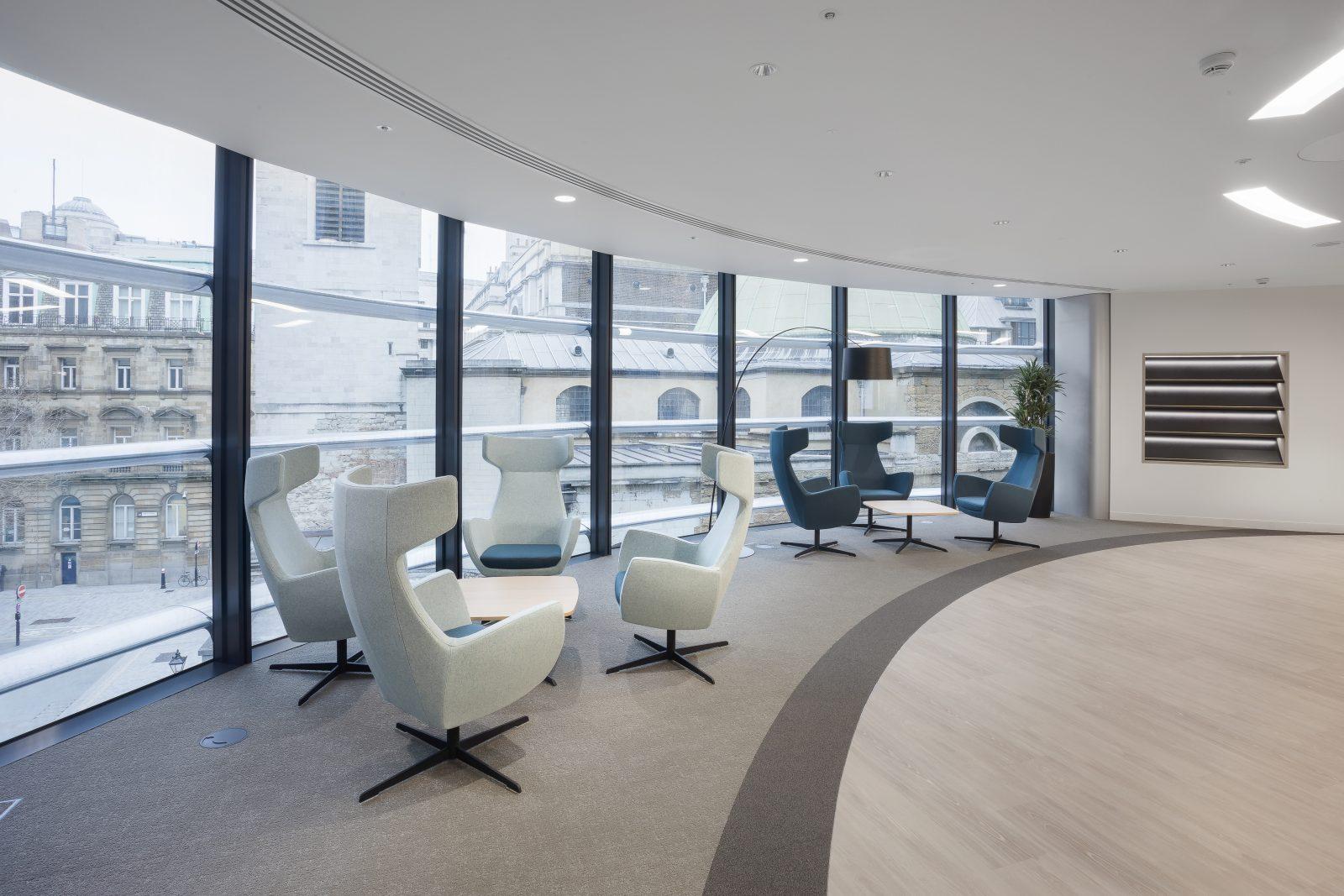 DAC Beachcroft case study furniture