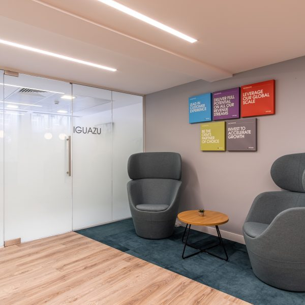 Connection Dixi soft seating Inchcape