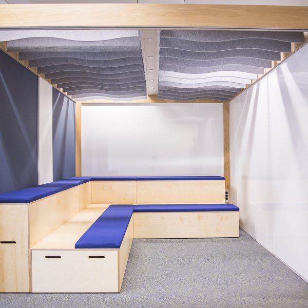 Connection collaborative Rooms and Platforms
